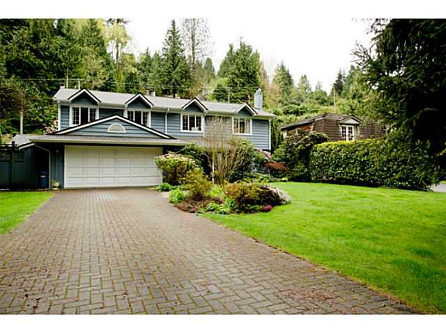 Main Photo: 5650 KEITH Road in West Vancouver: Eagle Harbour House for sale : MLS®# V1061928
