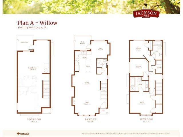 "Photo 13: Photos: 24420 102ND Avenue in Maple Ridge: Albion House for sale in ""JACKSON PARK BY OAKVALE DEV LTD"" : MLS®# V1086941"