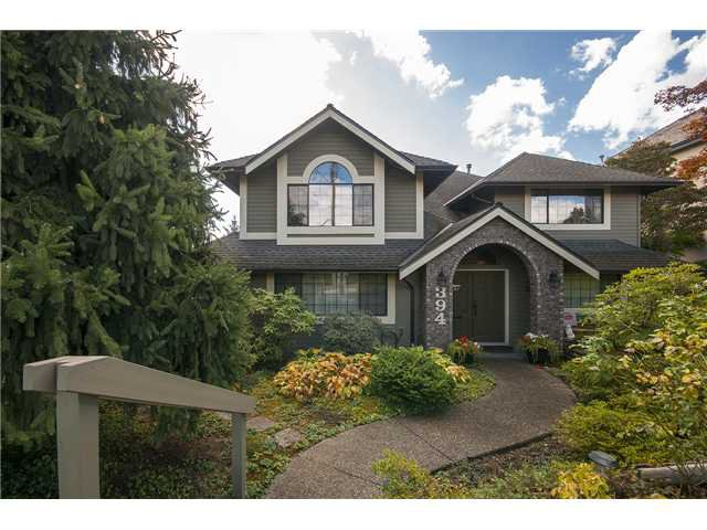 Main Photo: 394 CUMBERLAND Street in New Westminster: Fraserview NW House for sale : MLS®# V1087948