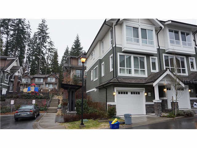 "Main Photo: 114 1460 SOUTHVIEW Street in Coquitlam: Burke Mountain Townhouse for sale in ""CEDAR CREEK"" : MLS®# V1097892"