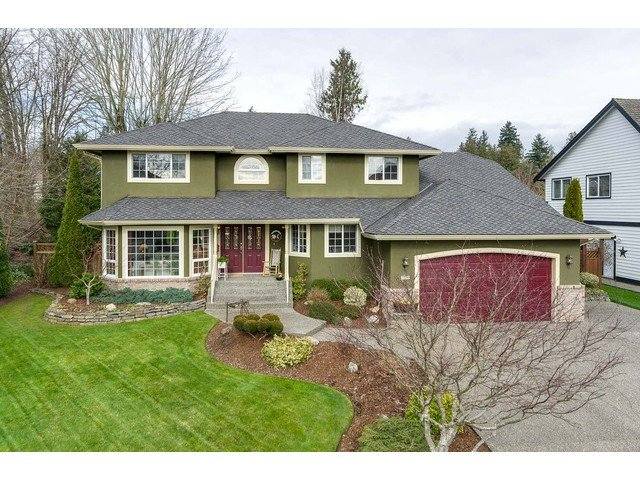 "Main Photo: 15349 57TH Avenue in Surrey: Sullivan Station House for sale in ""SULLIVAN STATION"" : MLS®# F1433010"