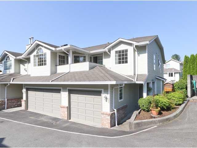 Main Photo: # 211 22515 116TH AV in : East Central Townhouse for sale : MLS®# V900261