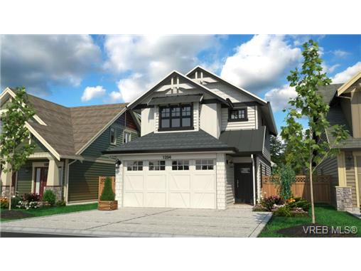 Main Photo: 1198 Bombardier Crescent in VICTORIA: La Westhills Single Family Detached for sale (Langford)  : MLS®# 354964