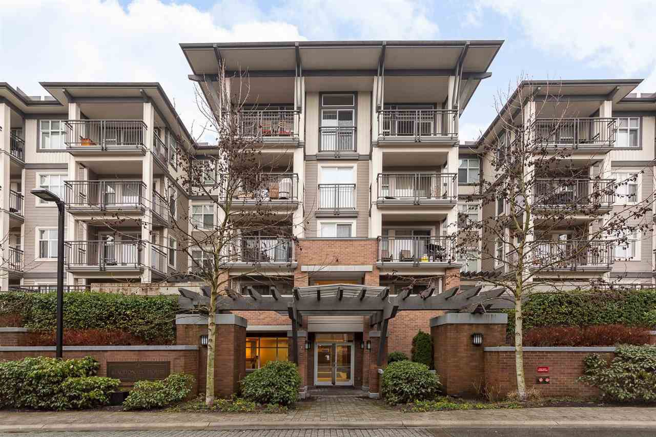 Main Photo: 203 4833 BRENTWOOD Drive in Burnaby: Brentwood Park Condo for sale (Burnaby North)  : MLS®# R2032211