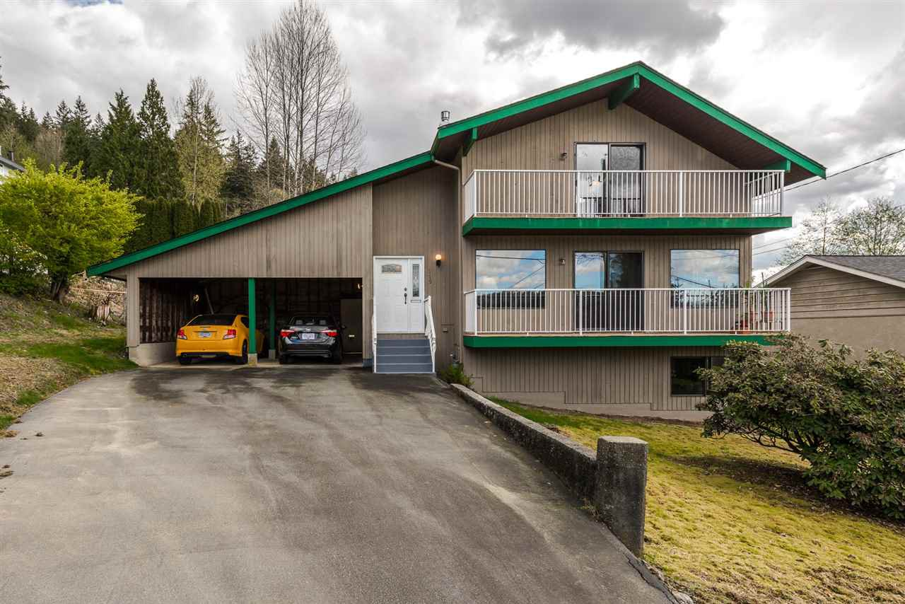 """Main Photo: 115 JACOBS Road in Port Moody: North Shore Pt Moody House for sale in """"NORTH SHORE AREA"""" : MLS®# R2053862"""