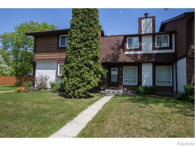 Main Photo: 31 Eric Street in Winnipeg: St Vital Condominium for sale (South East Winnipeg)  : MLS®# 1613234
