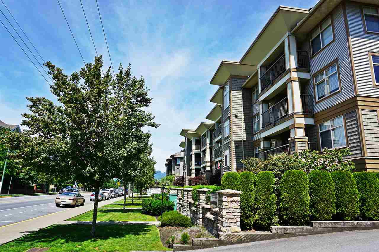 "Photo 1: Photos: 303 12238 224 Street in Maple Ridge: East Central Condo for sale in ""URBANO"" : MLS®# R2077753"
