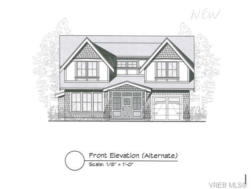 Main Photo: B Oakland Ave in VICTORIA: Vi Oaklands Land for sale (Victoria)  : MLS®# 736129