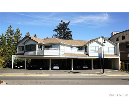 Main Photo: 202 7115 West Saanich Rd in BRENTWOOD BAY: CS Brentwood Bay Condo for sale (Central Saanich)  : MLS®# 743989