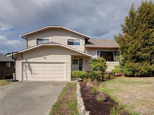 Main Photo: 798 Killdonan Road in VICTORIA: SE High Quadra Single Family Detached for sale (Saanich East)  : MLS®# 371459