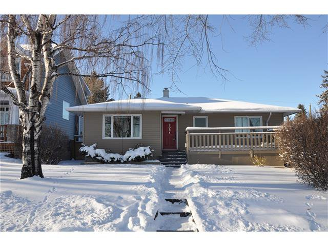 Main Photo: 3031 25 Street SW in Calgary: Richmond House for sale : MLS®# C4092785