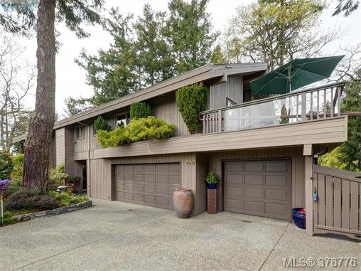 Main Photo: 980 Perez Drive in VICTORIA: SE Broadmead Single Family Detached for sale (Saanich East)  : MLS®# 376776