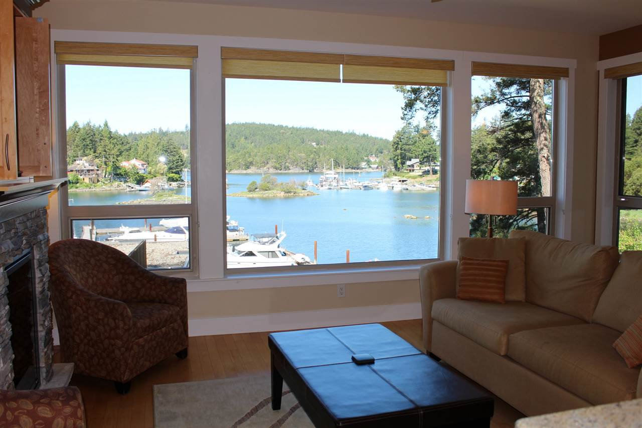 "Photo 8: Photos: 18C 12849 LAGOON Road in Pender Harbour: Pender Harbour Egmont Townhouse for sale in ""PAINTED BOAT RESORT"" (Sunshine Coast)  : MLS®# R2179381"