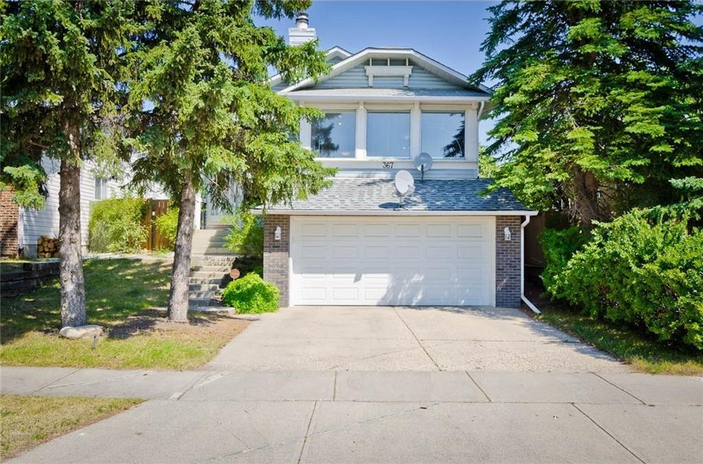 Main Photo: 367 WOODBINE Boulevard SW in Calgary: Woodbine House for sale : MLS®# C4130144