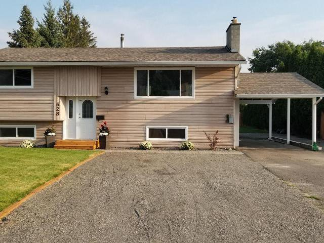 Main Photo: 628 SUN VALLEY DRIVE in : Westsyde House for sale (Kamloops)  : MLS®# 142418
