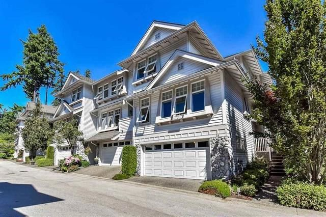 "Main Photo: 39 15037 58 Avenue in Surrey: Sullivan Station Townhouse for sale in ""WOODBRIDGE"" : MLS®# R2244120"