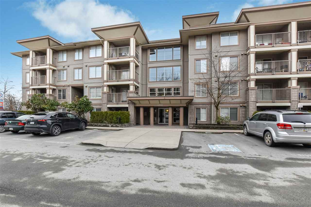 """Main Photo: 103 45561 YALE Road in Chilliwack: Chilliwack W Young-Well Condo for sale in """"Vibe"""" : MLS®# R2250467"""
