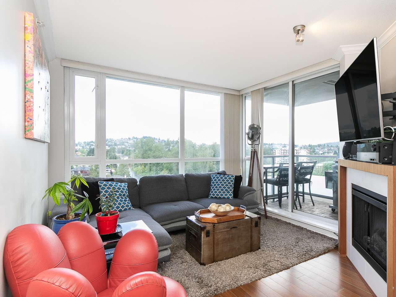 """Main Photo: 1805 4888 BRENTWOOD Drive in Burnaby: Brentwood Park Condo for sale in """"FITZGERALD"""" (Burnaby North)  : MLS®# R2278740"""