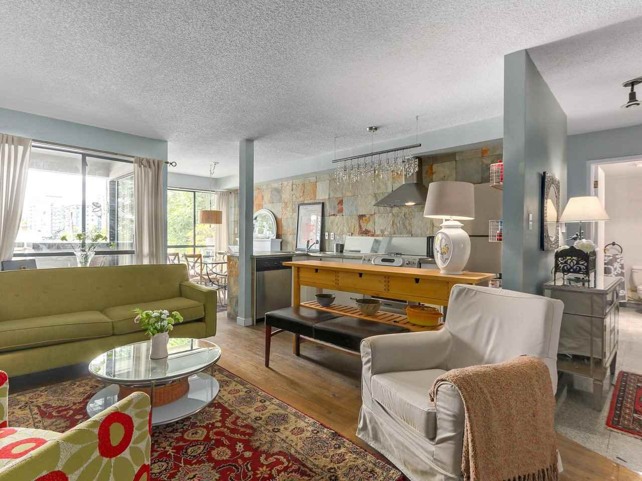 """Main Photo: 202 1363 CLYDE Avenue in West Vancouver: Ambleside Condo for sale in """"Place Fourteen"""" : MLS®# R2281880"""