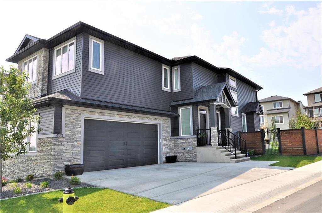 Main Photo: 493 NOLAN HILL Boulevard NW in Calgary: Nolan Hill Detached for sale : MLS®# C4198064