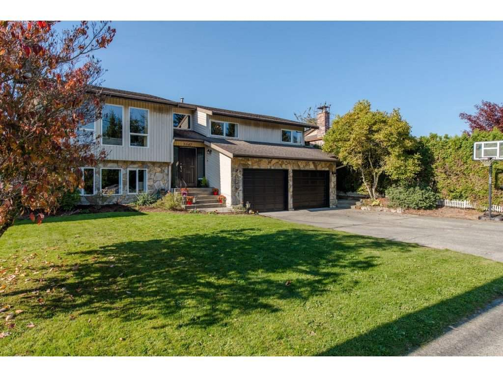 Main Photo: 3547 HORN Street in Abbotsford: Central Abbotsford House for sale : MLS®# R2317721