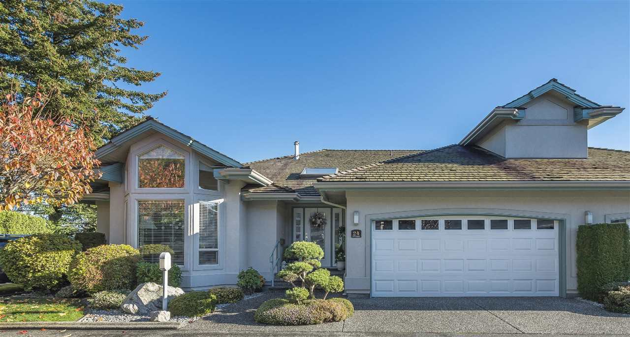 "Main Photo: 24 3555 BLUE JAY Street in Abbotsford: Abbotsford West Townhouse for sale in ""SLATER RIDGE ESTATES"" : MLS®# R2322232"