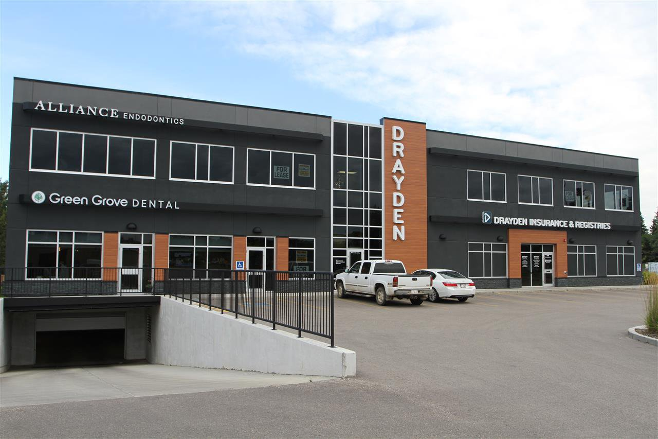 Main Photo: 200 60 Green Grove Drive: St. Albert Office for lease : MLS®# E4138642