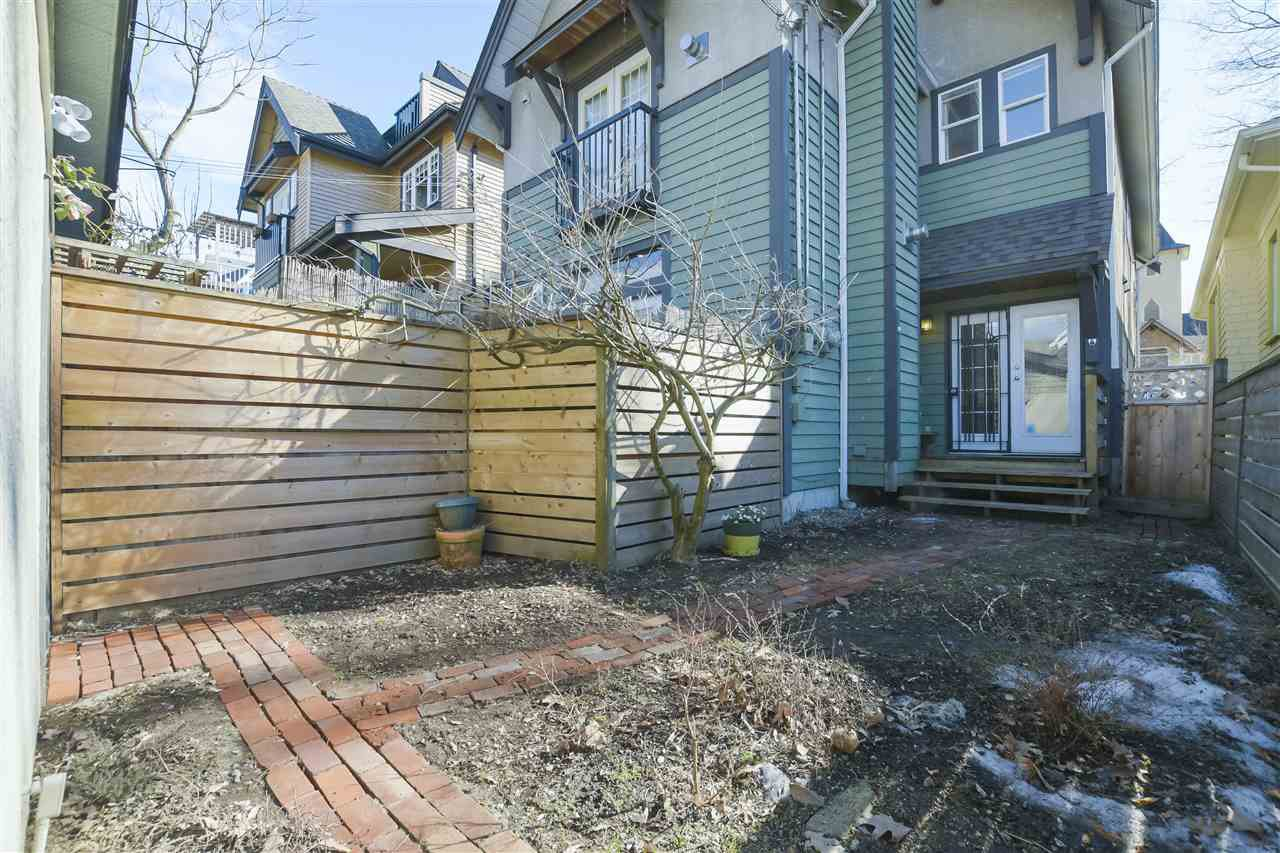 Photo 18: Photos: 1827 E 7TH Avenue in Vancouver: Grandview Woodland 1/2 Duplex for sale (Vancouver East)  : MLS®# R2346343