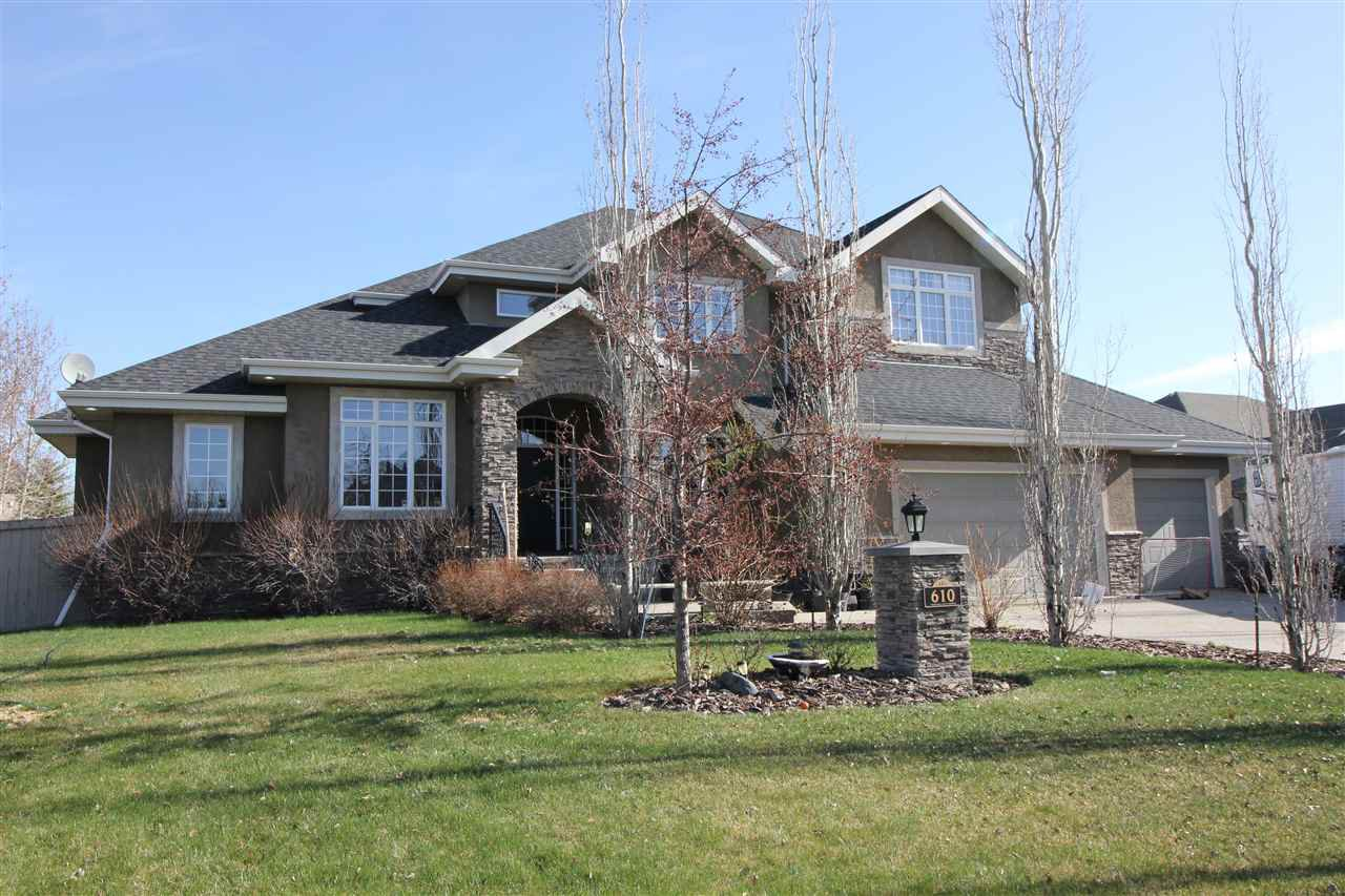 Main Photo: 610 23033 WYE Road: Rural Strathcona County House for sale : MLS®# E4135824