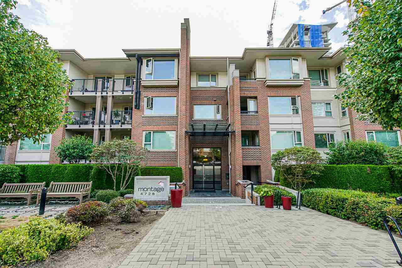 "Main Photo: 220 4728 DAWSON Street in Burnaby: Brentwood Park Condo for sale in ""Montage"" (Burnaby North)  : MLS®# R2396809"