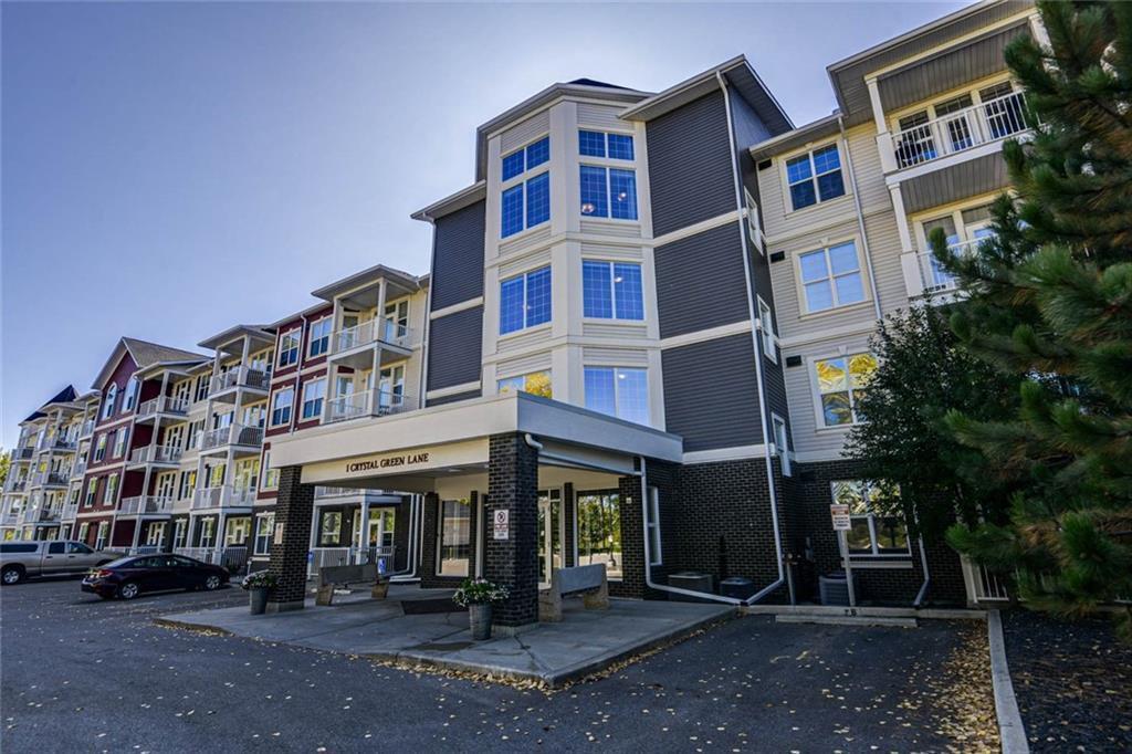 Photo 2: Photos: 430 1 Crystal Green Lane: Okotoks Apartment for sale : MLS®# C4271278