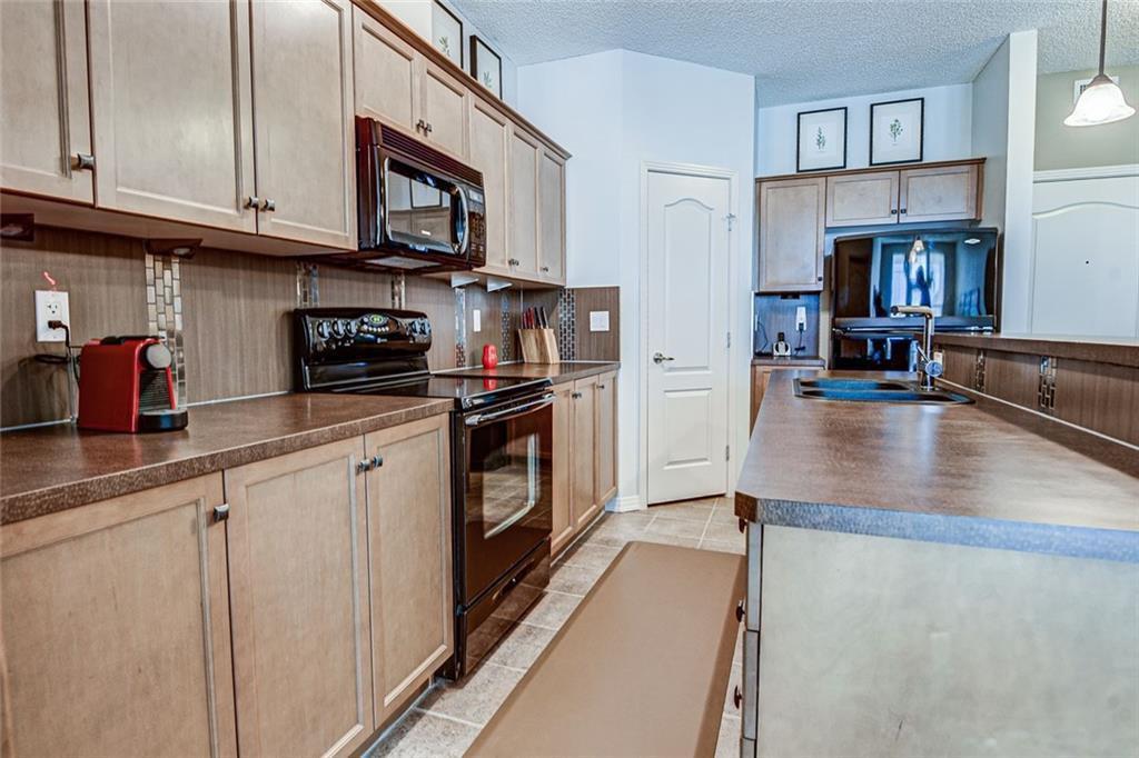 Photo 6: Photos: 430 1 Crystal Green Lane: Okotoks Apartment for sale : MLS®# C4271278