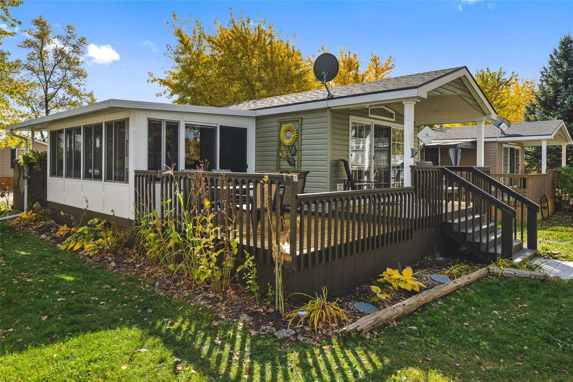 Main Photo: 486 County Rd 18 Road in Prince Edward County: Picton House (Bungalow) for sale : MLS®# X4658355