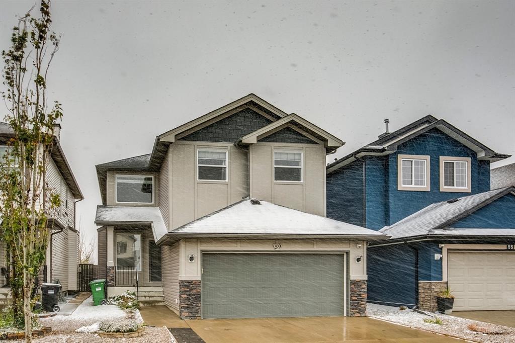 Main Photo: 59 Saddlecrest Terrace in Calgary: Saddle Ridge Detached for sale : MLS®# A1043132