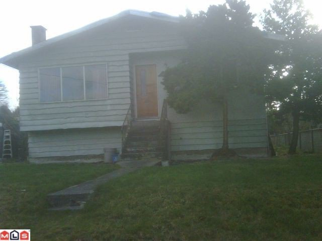 Main Photo: 11452 93RD Avenue in Delta: Annieville House for sale (N. Delta)  : MLS®# F1201101