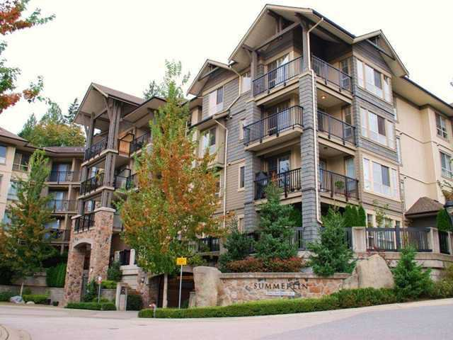 Main Photo: 114 2969 WHISPER Way in Coquitlam: Westwood Plateau Condo for sale : MLS®# V926193