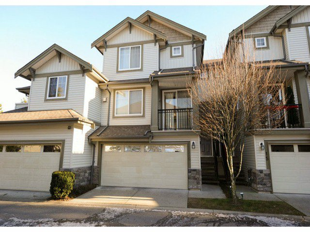 """Main Photo: 16 14453 72ND Avenue in Surrey: East Newton Townhouse for sale in """"SEQUOIA GREEN"""" : MLS®# F1326702"""