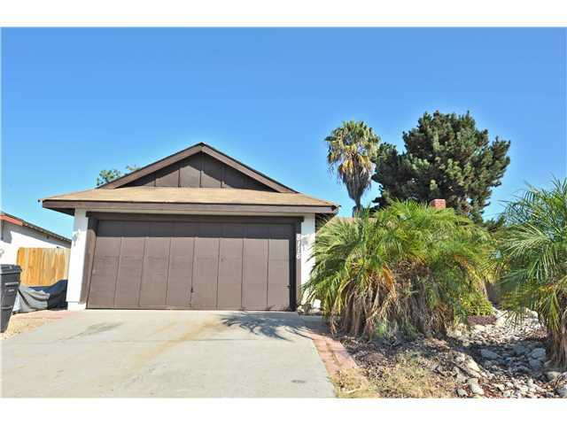 Main Photo: MIRA MESA House for sale : 3 bedrooms : 8116 Elston Place in San Diego