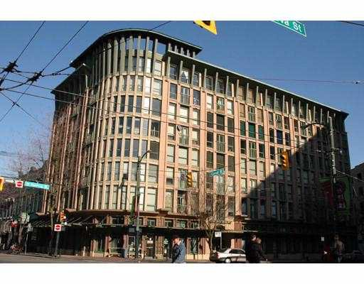"Main Photo: 504 1 E CORDOVA ST in Vancouver: Downtown VE Condo for sale in ""CARRALL STATION"" (Vancouver East)  : MLS®# V547114"