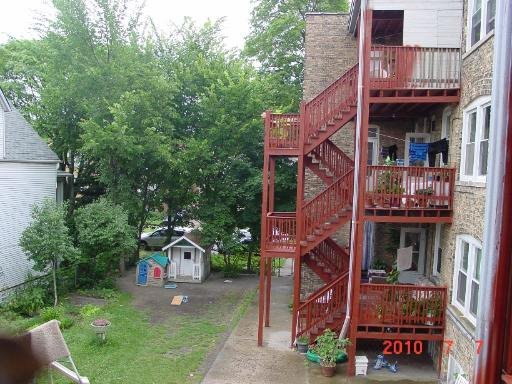 Photo 6: Photos: 3834 ROSCOE Street Unit 3 in CHICAGO: Avondale Rentals for rent ()  : MLS®# 08641776