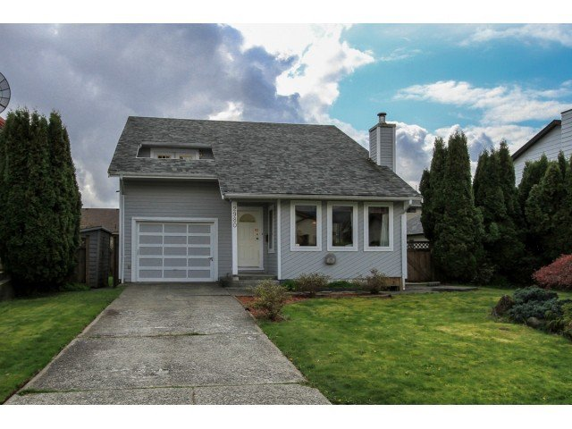 """Main Photo: 2980 THACKER Avenue in Coquitlam: Meadow Brook House for sale in """"MEADOWBROOK"""" : MLS®# V1115068"""
