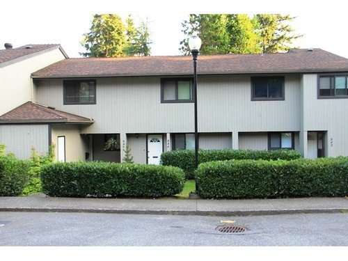 Main Photo: 846 BLACKSTOCK Road in Port Moody: North Shore Pt Moody Home for sale ()  : MLS®# V986667