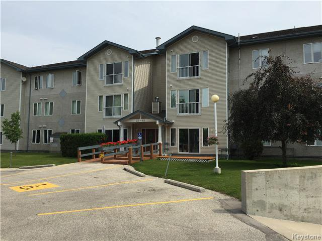 Main Photo: 677 St Anne's Road in WINNIPEG: St Vital Condominium for sale (South East Winnipeg)  : MLS®# 1521373