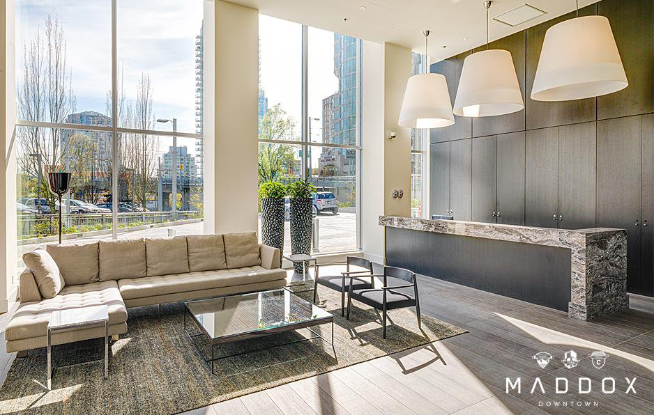 """Main Photo: 706 1351 CONTINENTAL Street in Vancouver: Downtown VW Condo for sale in """"MADDOX"""" (Vancouver West)  : MLS®# R2060149"""