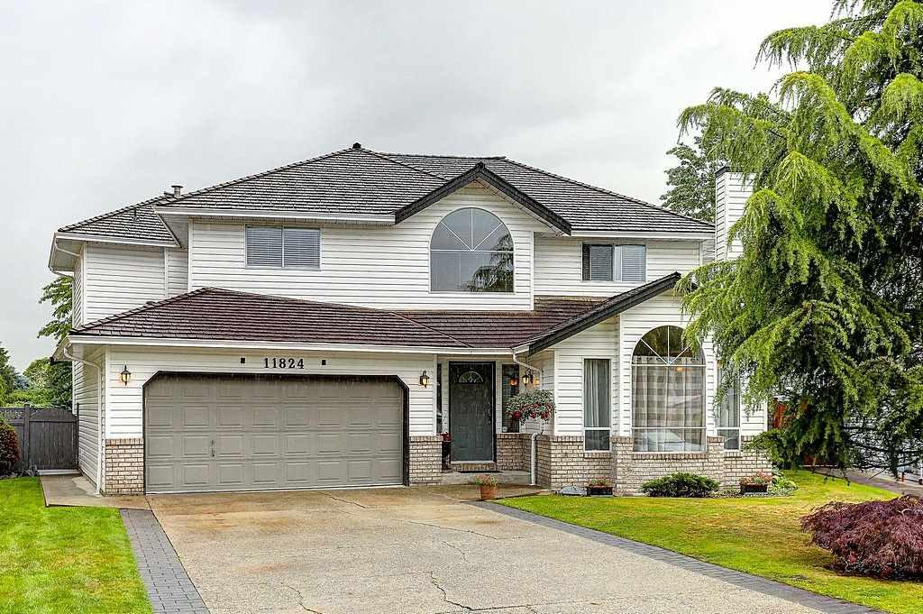Main Photo: 11824 189B Street in Pitt Meadows: Central Meadows House for sale : MLS®# R2080876