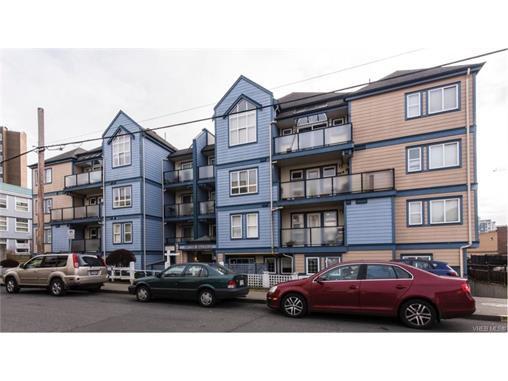 Main Photo: 316 827 North Park St in VICTORIA: Vi Central Park Condo Apartment for sale (Victoria)  : MLS®# 748994
