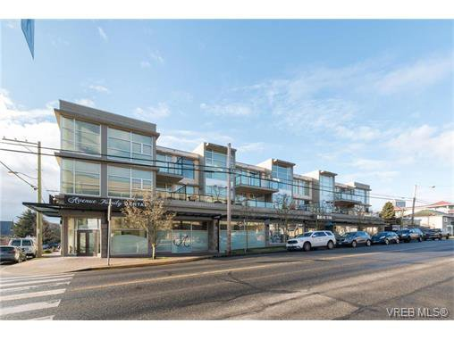 Main Photo: 206 1831 Oak Bay Ave in VICTORIA: Vi Fairfield East Condo Apartment for sale (Victoria)  : MLS®# 752253