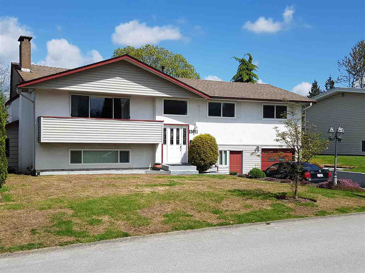 """Main Photo: 15011 PEACOCK Place in Surrey: Bolivar Heights House for sale in """"birdland"""" (North Surrey)  : MLS®# R2162800"""