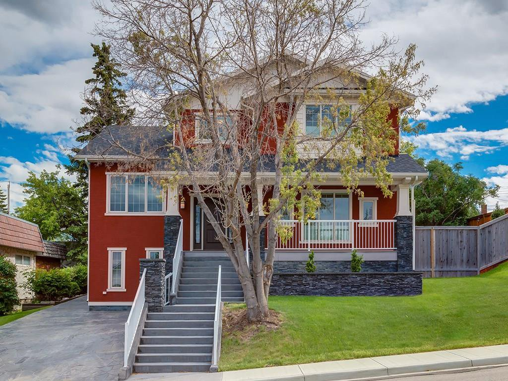 Photo 3: Photos: 27 CORNWALLIS Drive NW in Calgary: Cambrian Heights House for sale : MLS®# C4123096