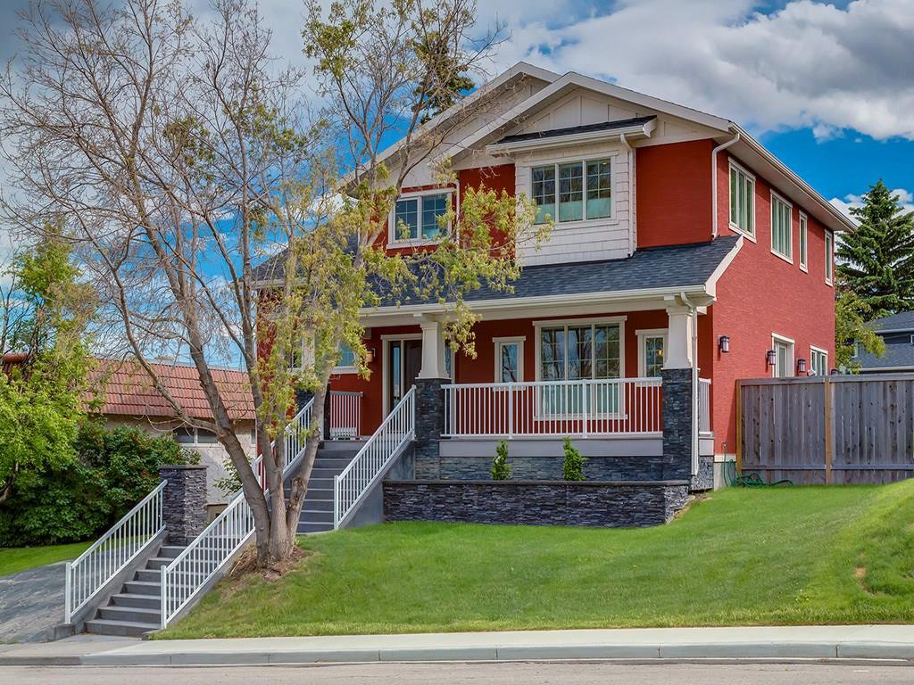 Photo 2: Photos: 27 CORNWALLIS Drive NW in Calgary: Cambrian Heights House for sale : MLS®# C4123096